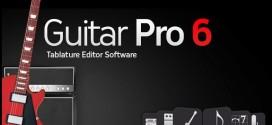 Guitar Pro 6 Full + Soundbanks (phần mềm đọc tab)