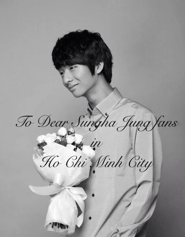 Thông báo: Rời ngày Concert Sungha Jung tại tp Hồ Chí Minh