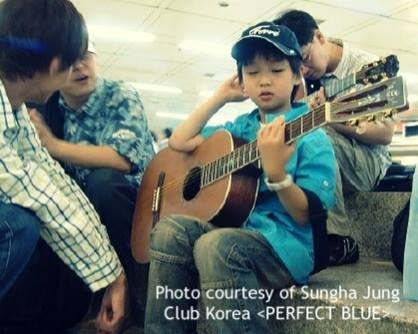 Sungha Jung from 2008, 11 years old on Korean TV feature
