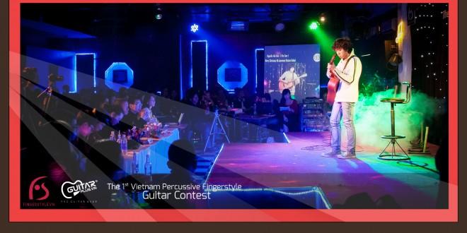 [Photos] Vòng Chung kết 1stVNFScontest