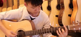 Wedding Dress (Tae Yang/ arr. Sungha Jung) – Nam Blue