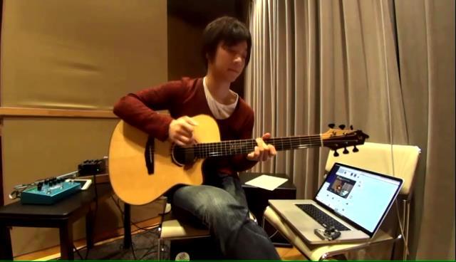 Yuki Matsui Live Ustream Jan 25, 2014
