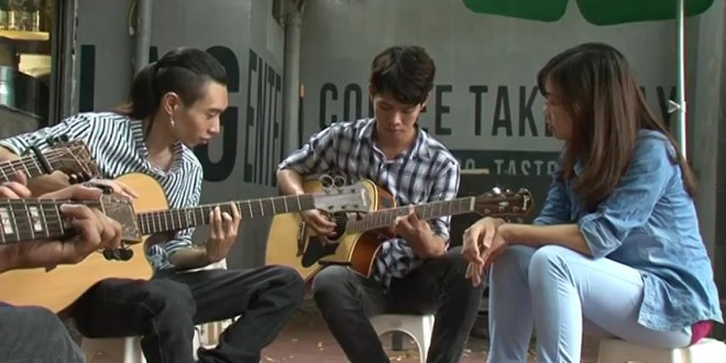 (HTV9) Góc nhìn Việt Nam – Rộn ràng vũ điệu Guitar (Sep 23, 2014)