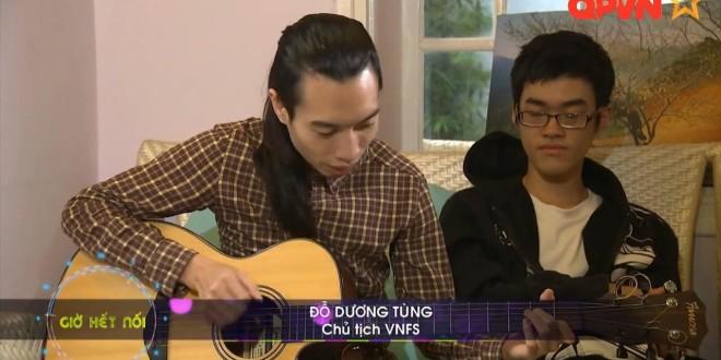 """(QPVN) Giờ kết nối – Percussive Fingerstyle Guitar """"Trào lưu chơi đàn độc đáo"""" (Nov 11, 2014)"""