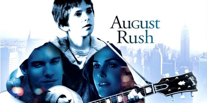 August Rush (Giai điệu tình yêu – 2007 – phim có fingerstyle guitar)