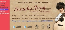 Sungha Jung live in Vietnam 2015