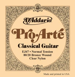 daddario-pro-arte-classical-guitar-strings