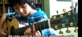 [Video] Câu chuyện về Sungha Jung