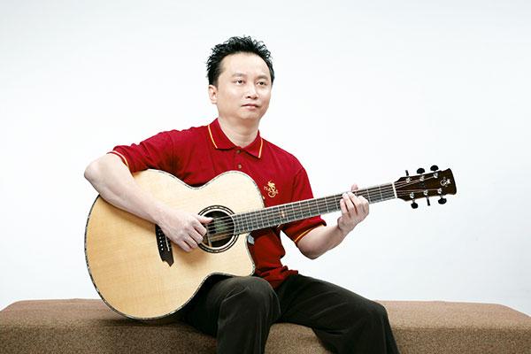 Giới thiệu nghệ sĩ fingerstyle guitar Đài Loan Huang Chia-Wei (黄家徫)