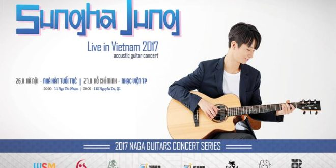 Sungha Jung Live in Vietnam 2017