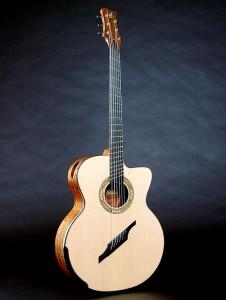 Greenfield guitar GB