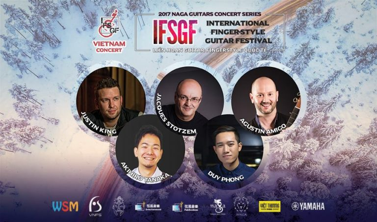Vietnam International Finger-Style Guitar Festival 2017